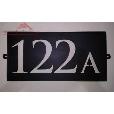 Tablica z numerem domu,...