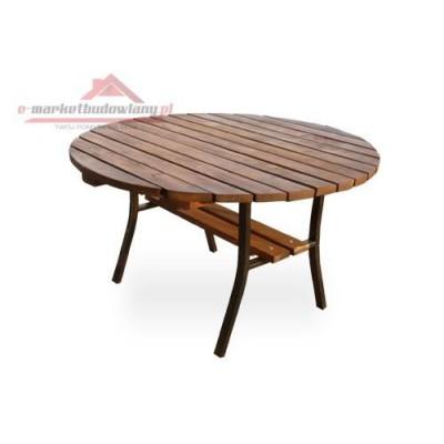 Stół okrągły prosty  11S Msv