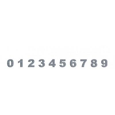 12cm Cyfry samoprzylepne...