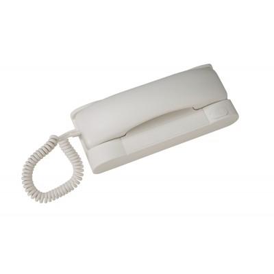 Unifon do domofonu - biały