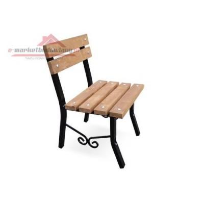 Krzesło stl 6ds z ozdobą 8F...