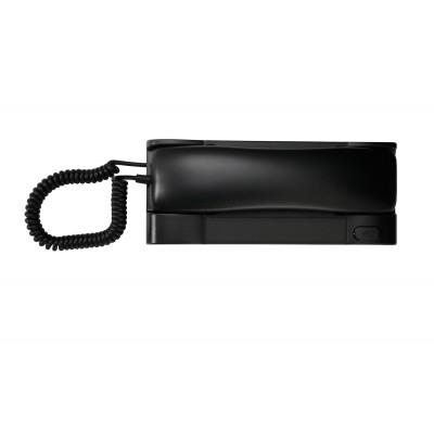 Unifon do domofonu - czarny