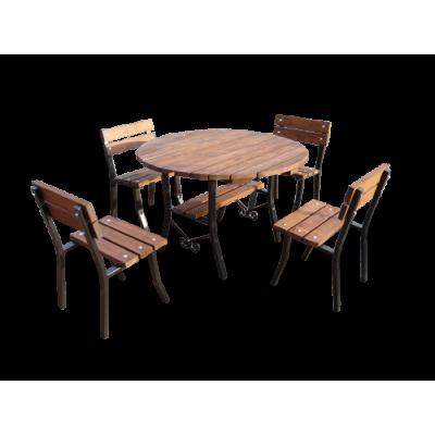 Stół do ogrodu lub taras +...