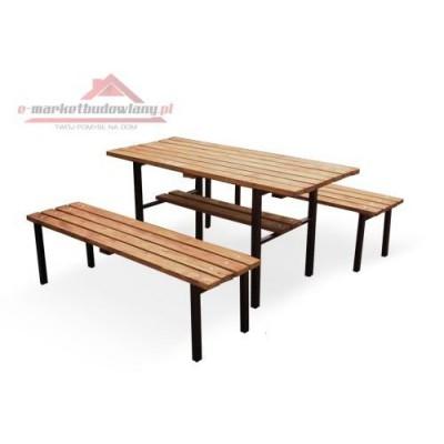 Stół stal barowy  Praktik...