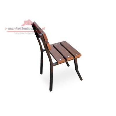 Krzesło ogrodowe stal 5ds...