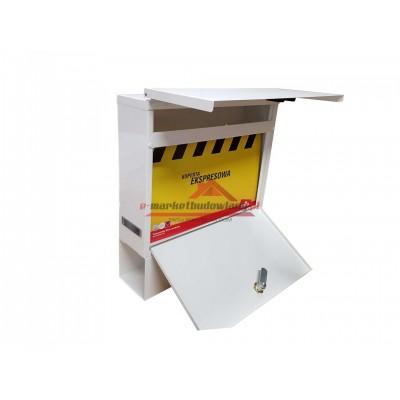nowoczesna skrzynka pocztowa