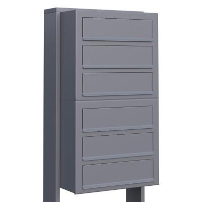 Modułowa skrzynka pocztowa...