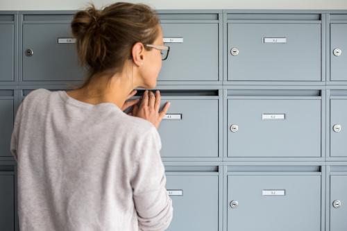 Modułowe skrzynki pocztowe